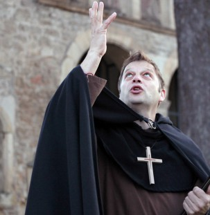 Gruselmönch Wilfried – Trailer