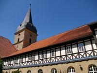 Innenhof-Kirche Wöltingerode