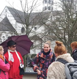 Goseknacker in geheimer Mission – Goslar