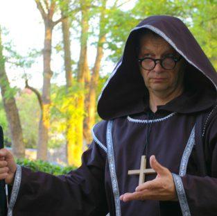 Nach ersten Saison als schwarzer Mönch ?!