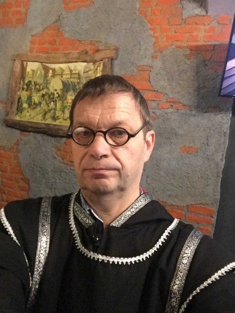 Vistory - schwarzer Mönch